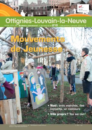 Bulletin-communal-Ottignies-Louvain-la-Neuve-regie-publicitaire-agence-de-communication-Redline-decembre-2017