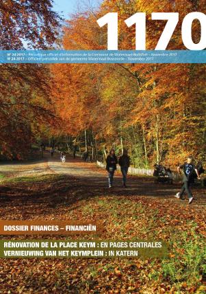 Bulletin-communal-Watermal-Boitsfort-1170-régie-publicitaire-agence-de-communication-Redline-novembre