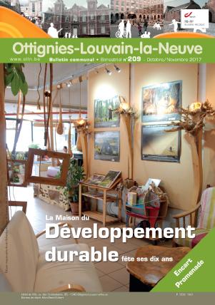 bulletin-communal-Louvain-la-Neuve-régie-publicitaire-agence-de-communication-Redline-Octobre-2017