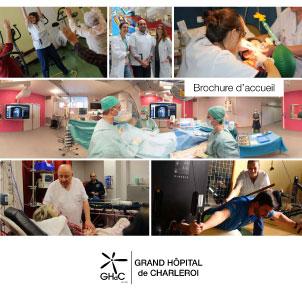 Brochure-d'Accueil-Grand-Hôpital-de-Charleroi-régie-publicitaire-agence-de-communication-Redline