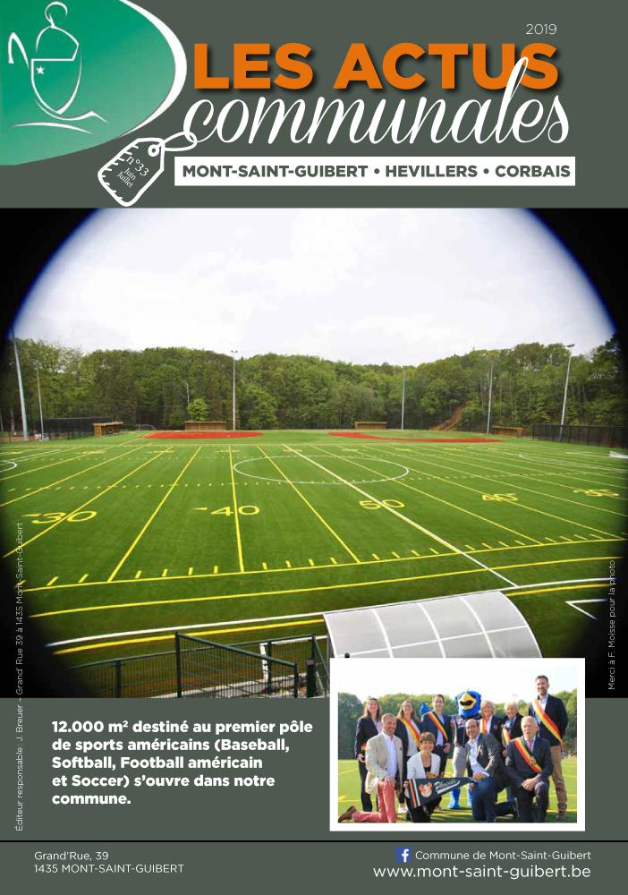 Bulletin-communal-Mont-Saint-Guibert-Actus-communales-régie-publicitaire-agence-de-communication-Redline-juin-2019